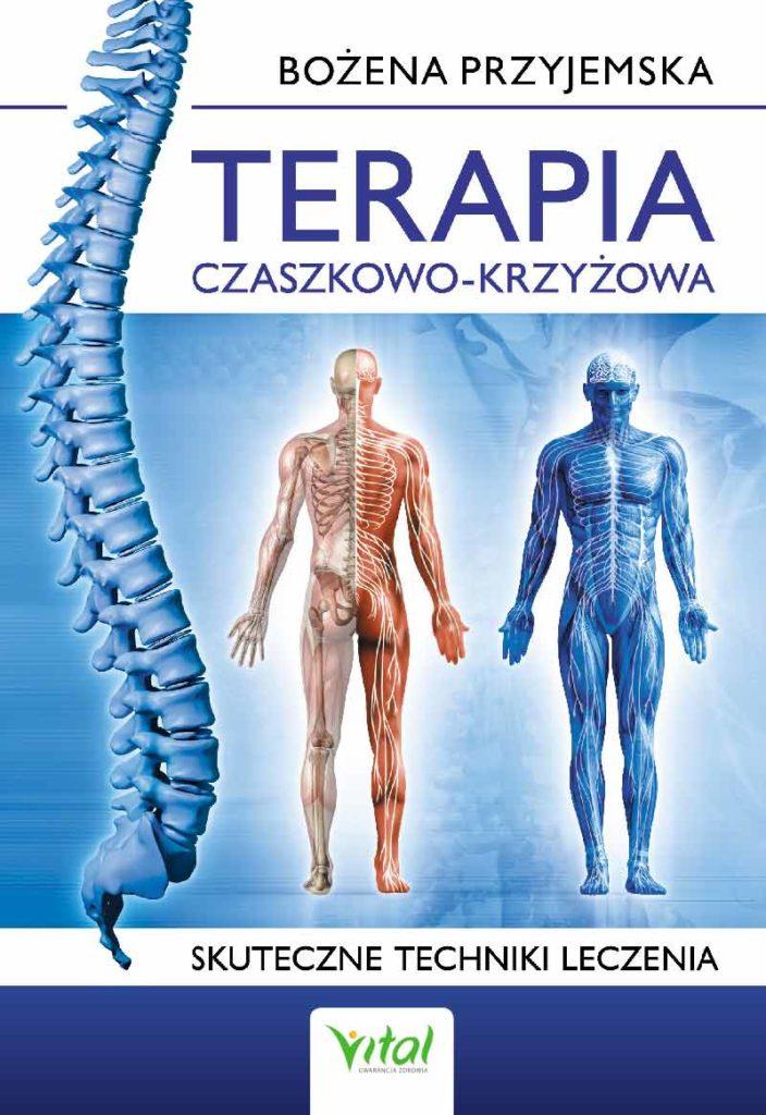 Terapia czaszkowo-krzyżowa. Skuteczne techniki leczenia - Okładka książki