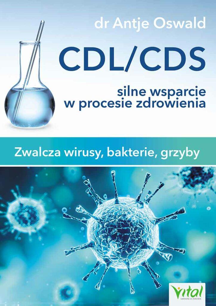 CDL/CDS silne wsparcie w procesie zdrowienia - Okładka książki