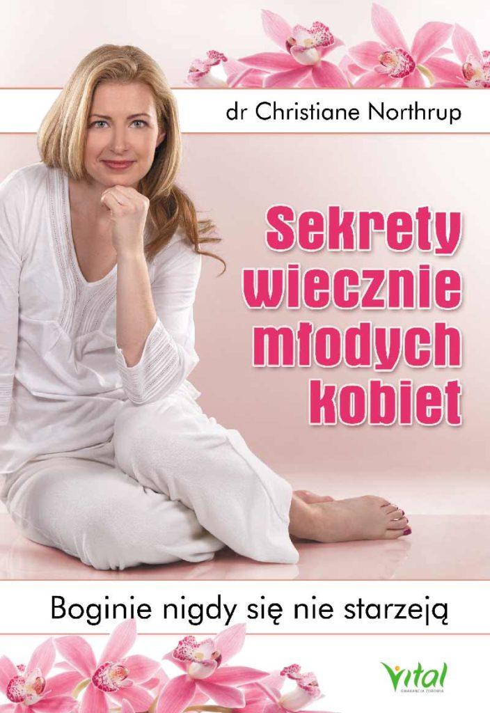 Sekrety wiecznie młodych kobiet - Okładka książki