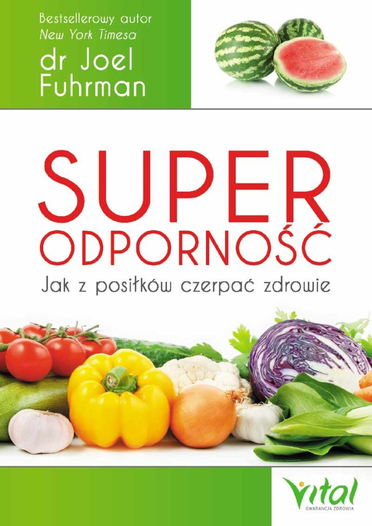 Superodporność - Okładka książki