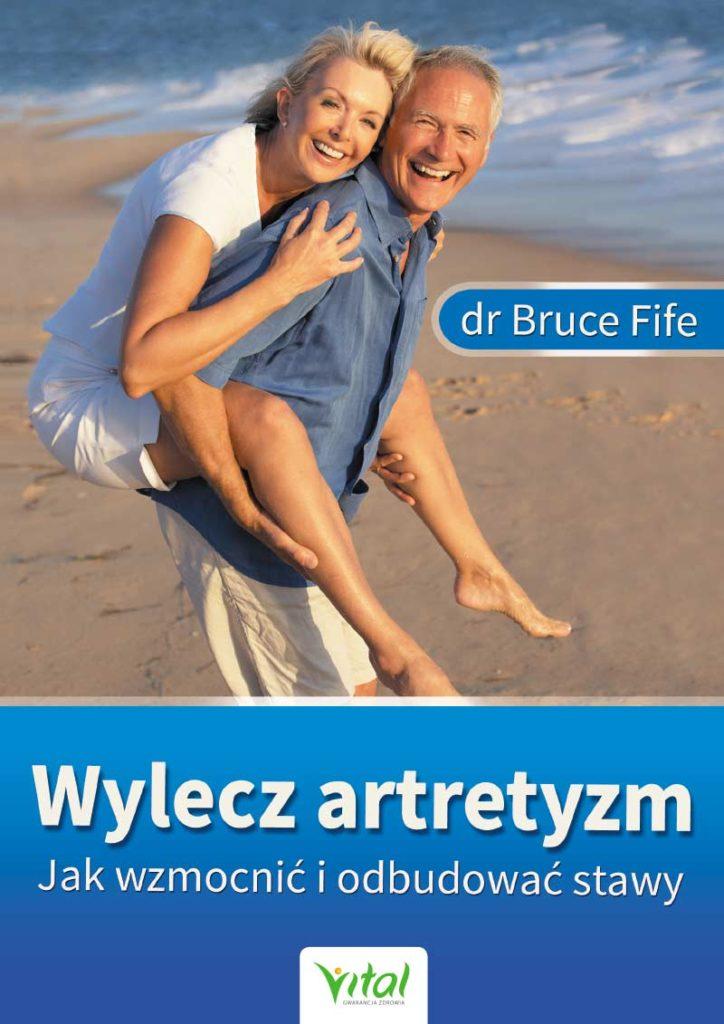 Wylecz artretyzm - Okładka książki