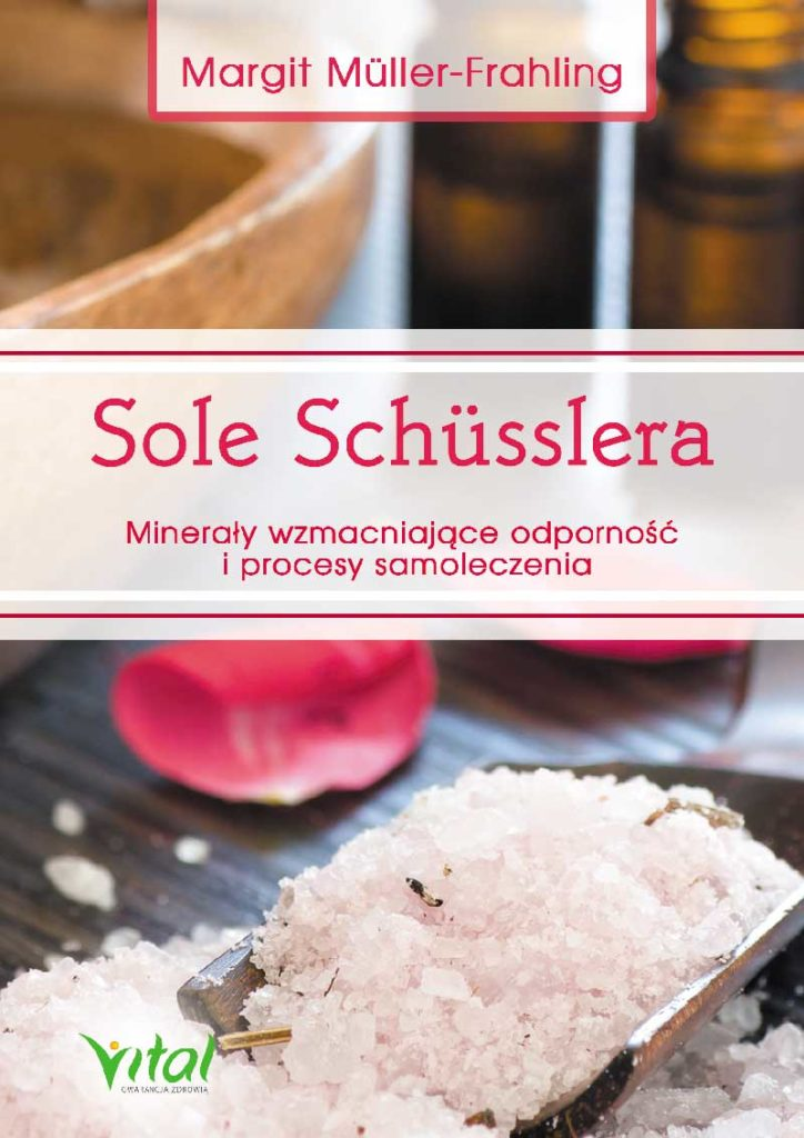 Sole Schüsslera - Okładka książki