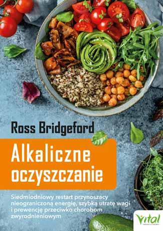 Alkaliczne Oczyszczanie. Rewolucyjny plan przywrócenia zdrowia i utraty wagi bez wyrzeczeń - Okładka książki