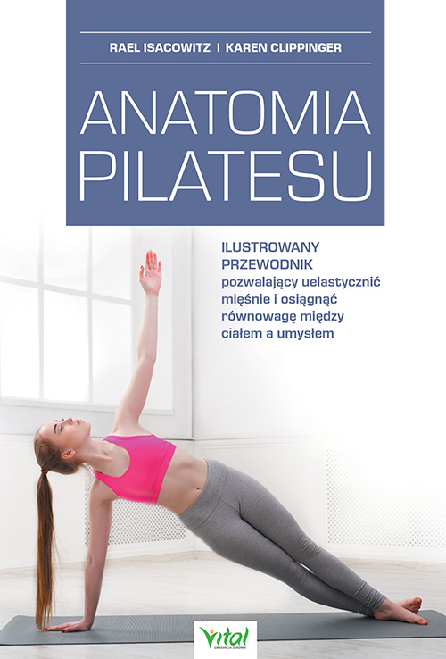 Anatomia pilatesu okladka