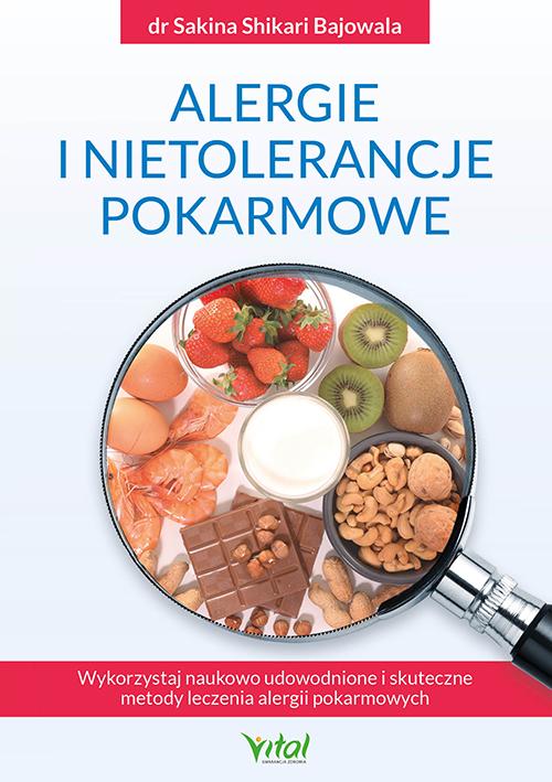 Alergie i nietolerancje pokarmowe okladka