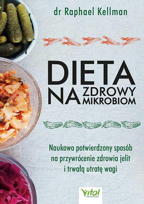 Dieta na zdrowy mokrobiom Raphael Kellman