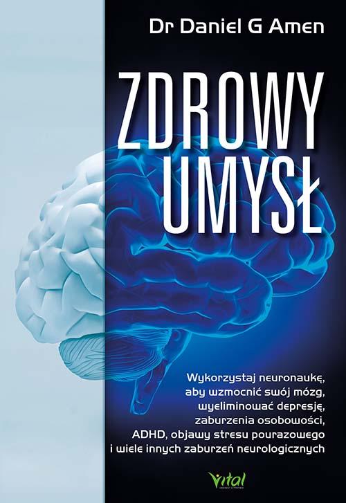 Zdrowy umysł - Okładka książki