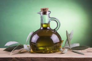 Oliwa z oliwek na diecie keto