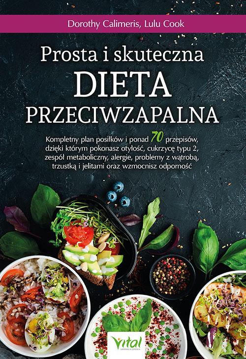 Prosta i skuteczna dieta przeciwzapalna