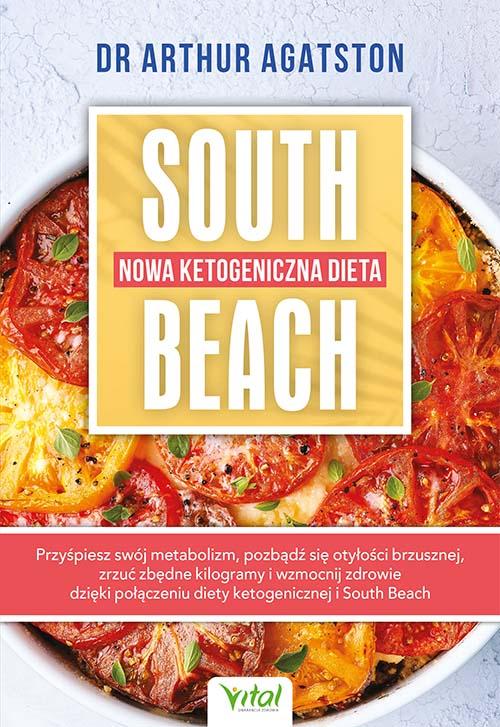Nowa ketogeniczna dieta South Beach Arthur Agatston